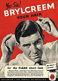 It takes more than Brylcreem to please the wife
